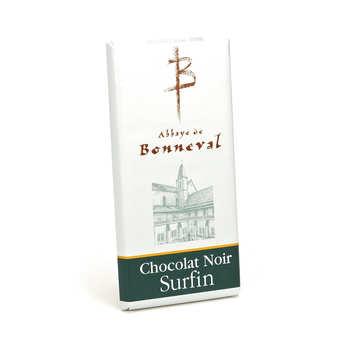 Abbaye Notre Dame de Bonneval - Extra Fine Dark Chocolate Bar 53%