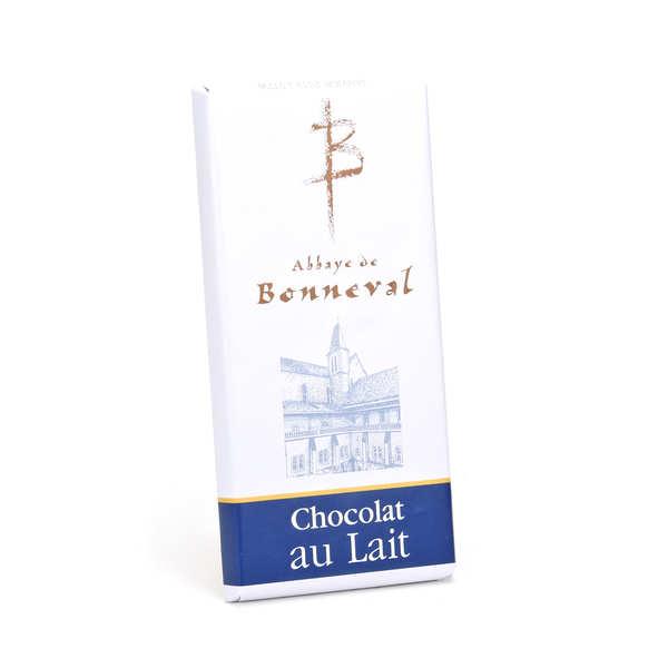 tablette chocolat au lait 36 abbaye notre dame de bonneval. Black Bedroom Furniture Sets. Home Design Ideas