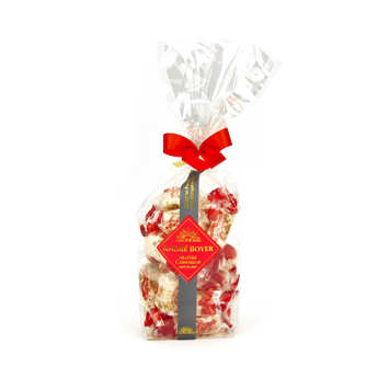 Confiserie André Boyer - Individual White Nougat in Packet