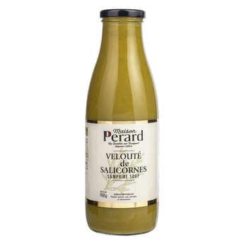 Perard du Touquet - Samphire soup