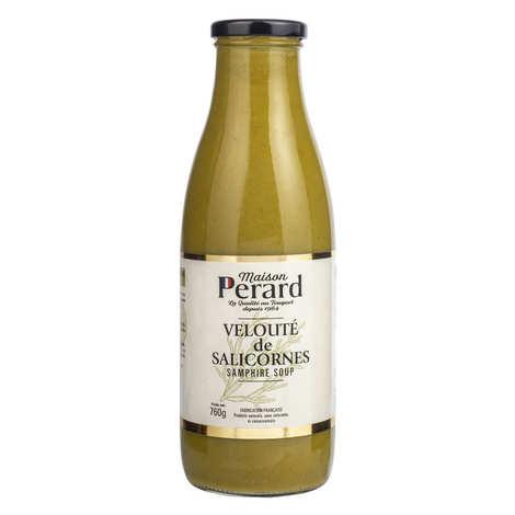 Perard du Touquet - Soupe de salicornes
