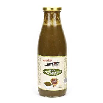 Perard du Touquet - Soupe d'Asters Maritimes