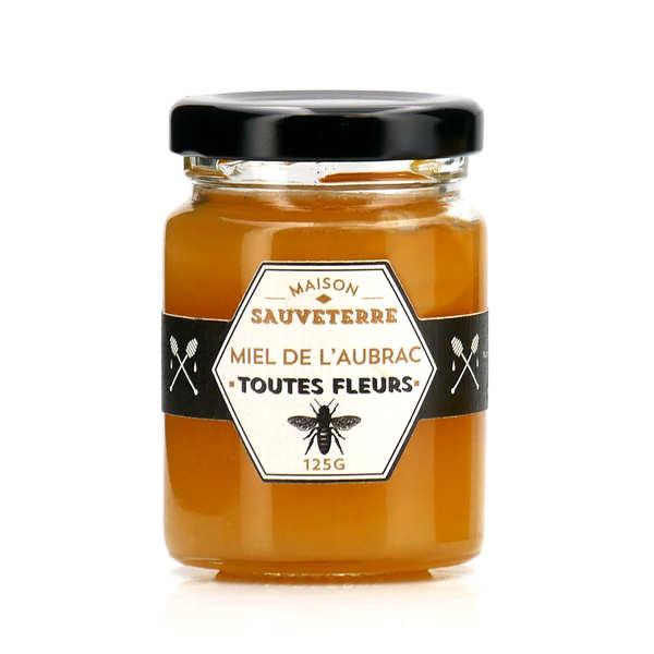 All flowers Honey from Aubrac