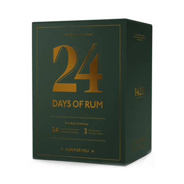 Rum Advent Calendar - 24 miniatures