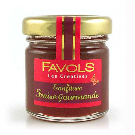 Favols - Les Créatives Strawberry Jam