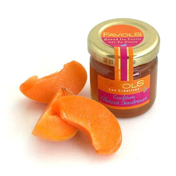Confiture abricot tendresse - Les Créatives Favols