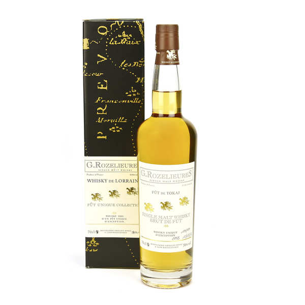 Rozelieures Cask Strength Tokaj Finish 56%