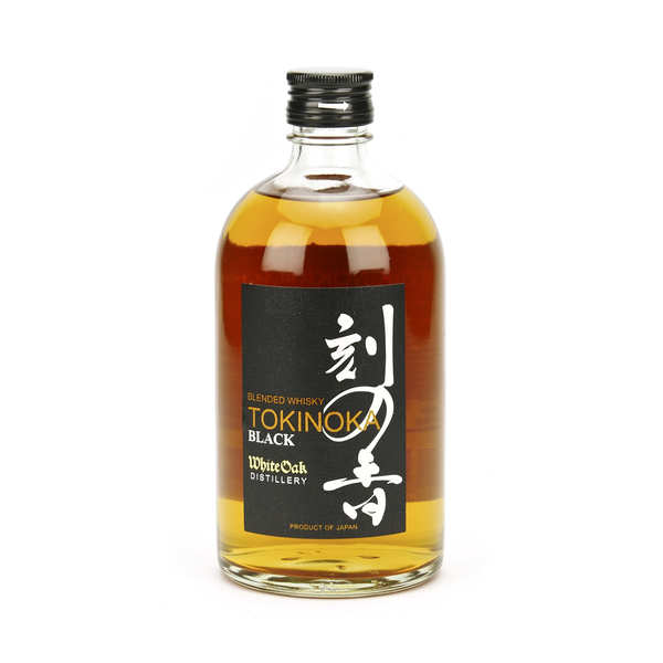Tokinoka Black - Blended Japanese Whisky 50%