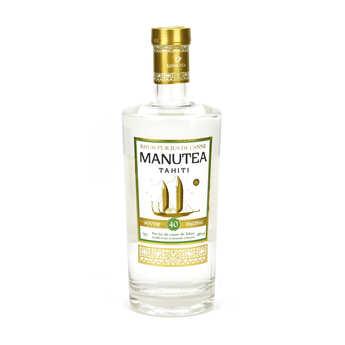 Manutea - Manutea Rum from Tahiti 40%