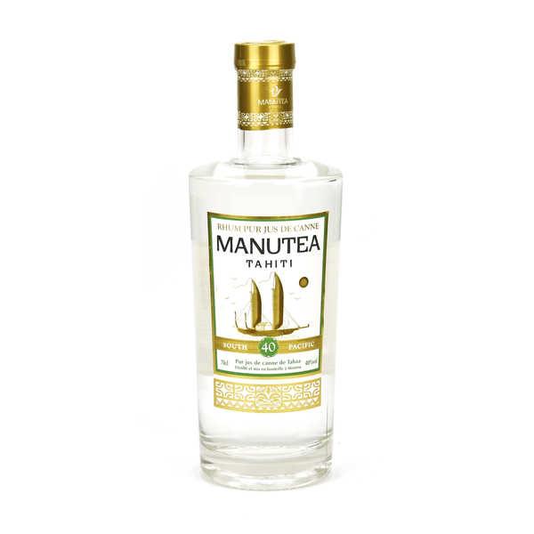 Manutea Rum from Tahiti 40%