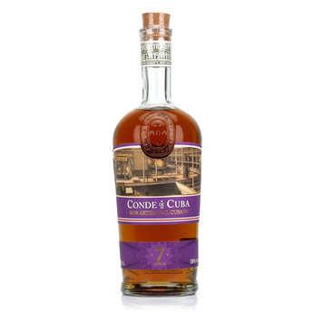 Conde de Cuba - Conde de Cuba Rum 7 years 38%