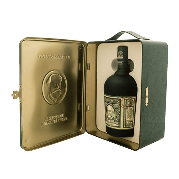 Diplomatico Reserva Exclusiva in Gift Tin Box