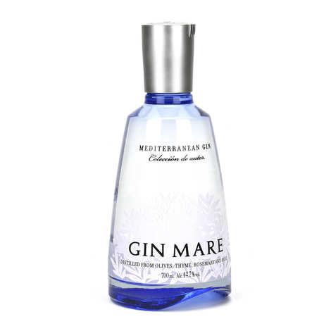 Gin Mare - Coffret cadeau lanterne Gin Mare