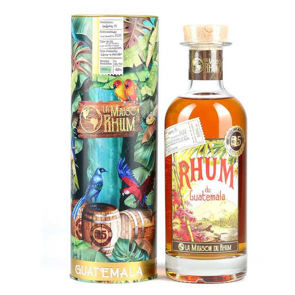 La Maison du Rhum Guatemala (Distillerie Botran) 45%