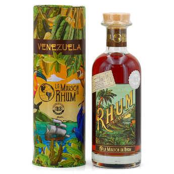 La Maison du Rhum - La Maison du Rhum Vénézuela 7 ans (Distillerie Diplomatico) 47%