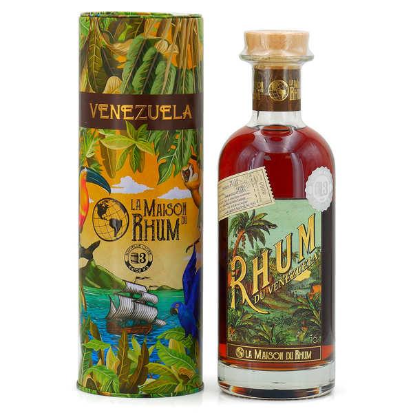 La Maison du Rhum Vénézuela 7 ans (Distillerie Diplomatico) 47%