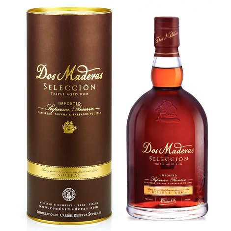Bodegas William & Humbert - Rhum Dos Maderas Seleccion 42%