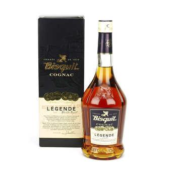 Cognac Bisquit - Cognac Bisquit Légende 40%
