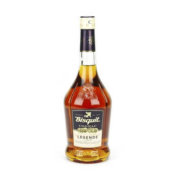 Cognac Bisquit - Bisquit Cognac Legende 40%