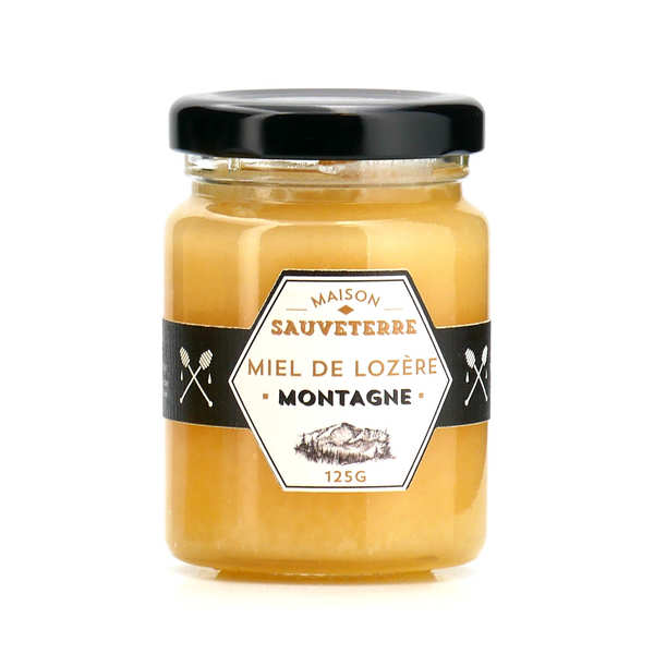 Mountain Honey from Lozère