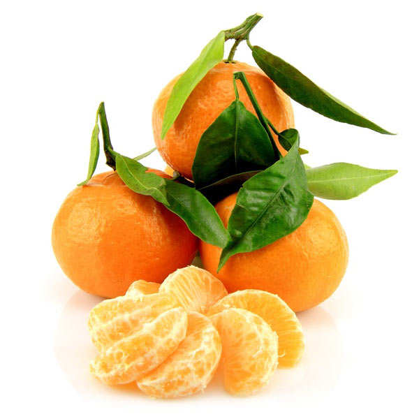 Organic Clementine From Corsica
