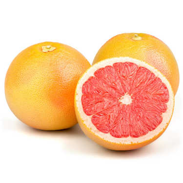 Organic Red Pomelos