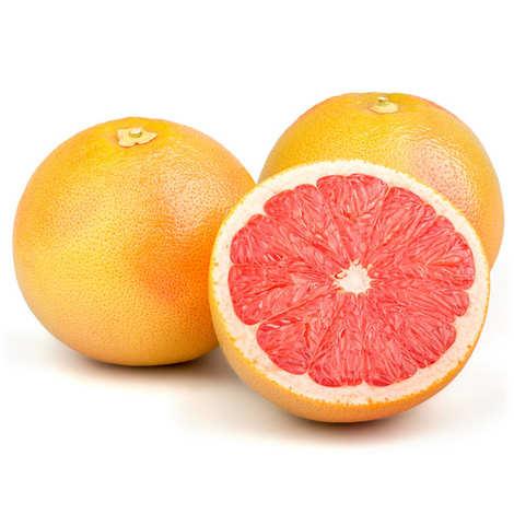- Organic Red Pomelos