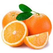 Oranges fraîches bio d'Italie variété Naveline