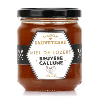 Maison Sauveterre - Honey from Lozère - Heather