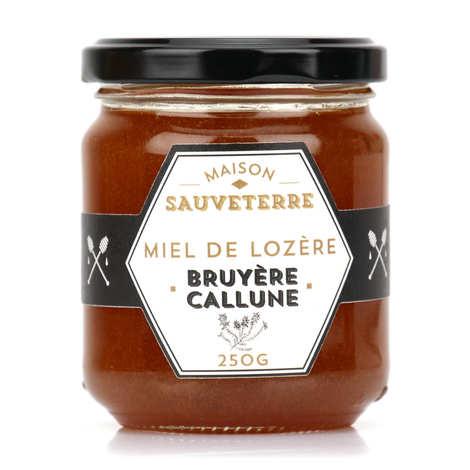 Maison Sauveterre - Miel de bruyère callune de Lozère