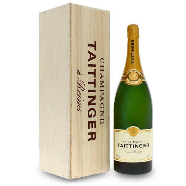 Taittinger Brut Prestige Champagne - Salmanazar 9L