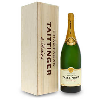 Champagne Taittinger - Champagne Taittinger Brut Prestige Nabuchodonosor 15L