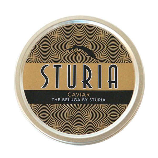 Caviar Beluga by Sturia