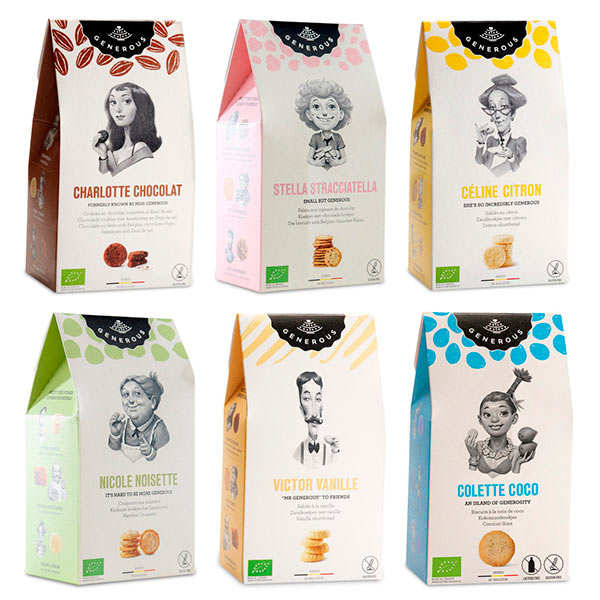 Generous Organic Biscuits Discovery Offer