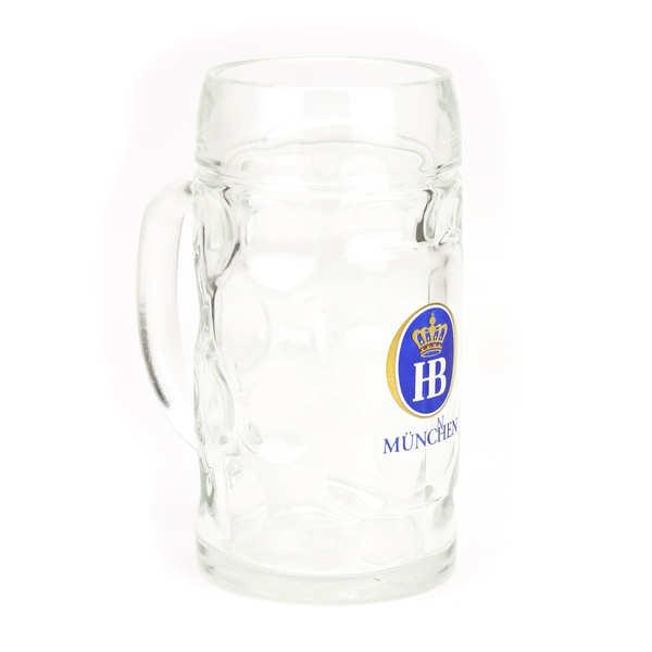 Chope à bière Hofbräu München