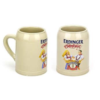 Erdinger - Erdinger Oktoberfest Beer Mug