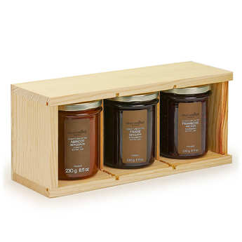 Alain Milliat - 3 jams from France Gift Set