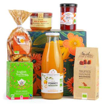 BienManger paniers garnis - Organic Fair Trade Gift Hamper