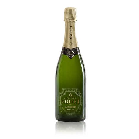 Champagne Collet - Champagne Collet blanc de noir premier cru