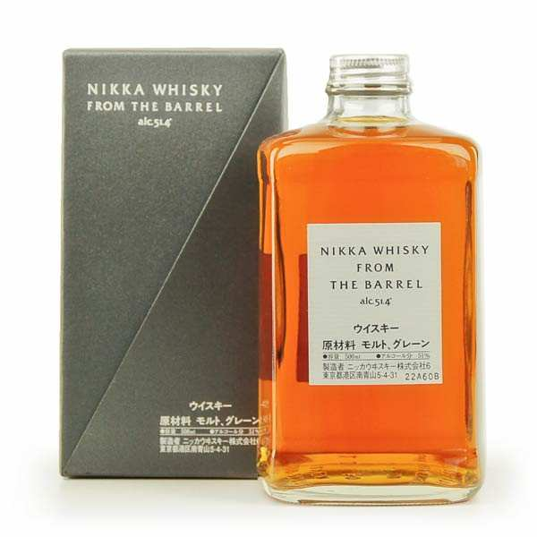 Nikka Whisky from the barrel - 51.4%