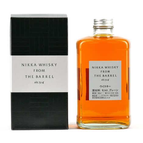 Whisky Nikka - Whisky Nikka from the barrel 51,4%