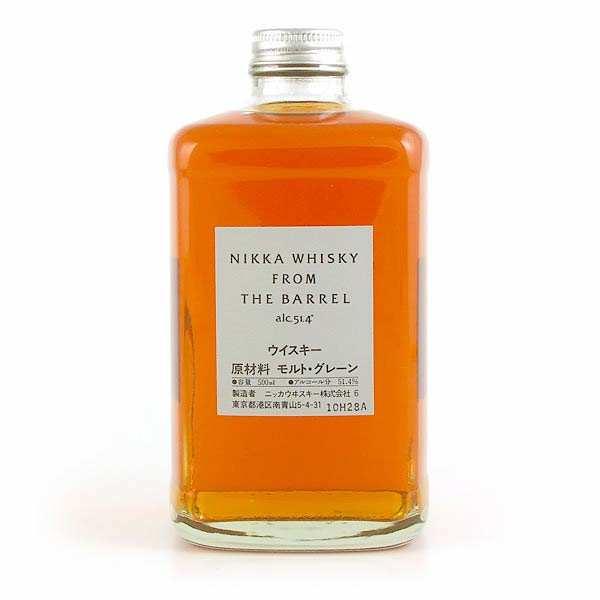 Nikka Whisky from the barrel - 51.4%