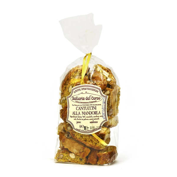 Cantuccini aux amandes