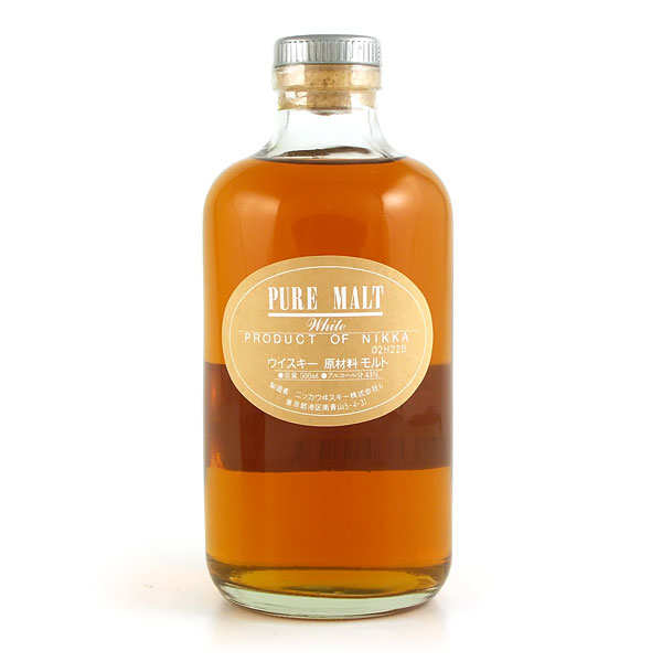 Nikka Whisky pure malt white - 43%