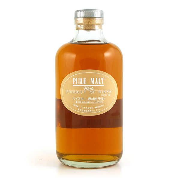 Whisky Nikka pure malt white - 43%