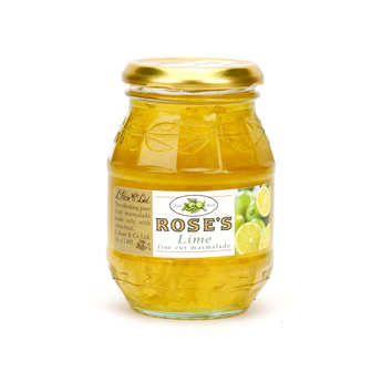 Rose's - Rose's Lime Marmalade, Fine cut