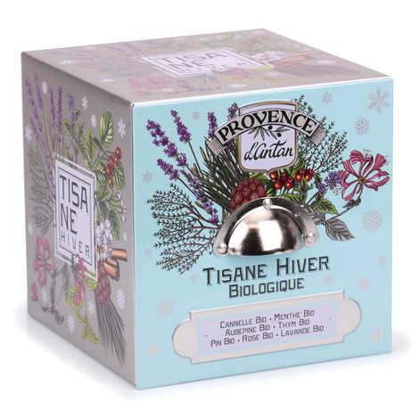 Provence d'Antan - Organic Winter Herbal Tea