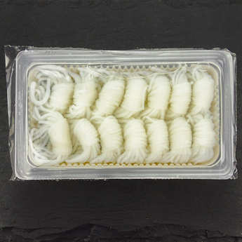 Fish Well - Petits spaghettis de Konjac en nids