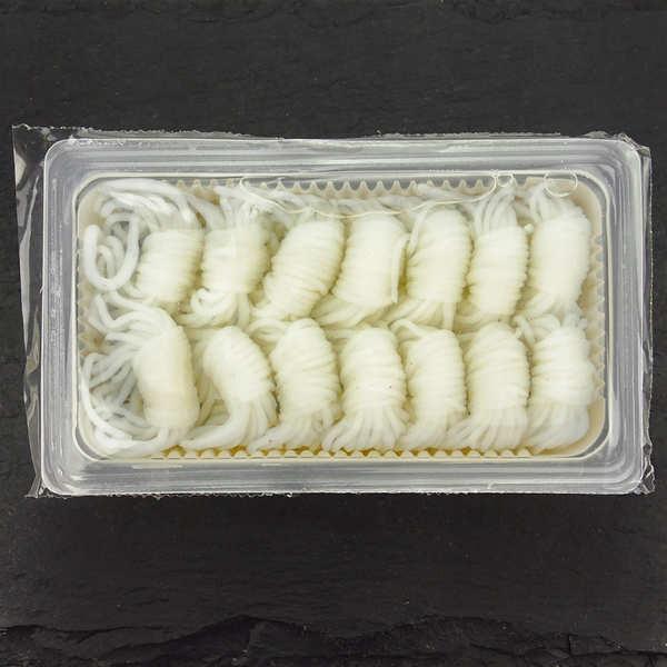 Petits spaghettis de Konjac en nids