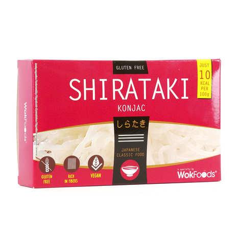Wok Foods - Shirataki de Konjac (vermicelles)
